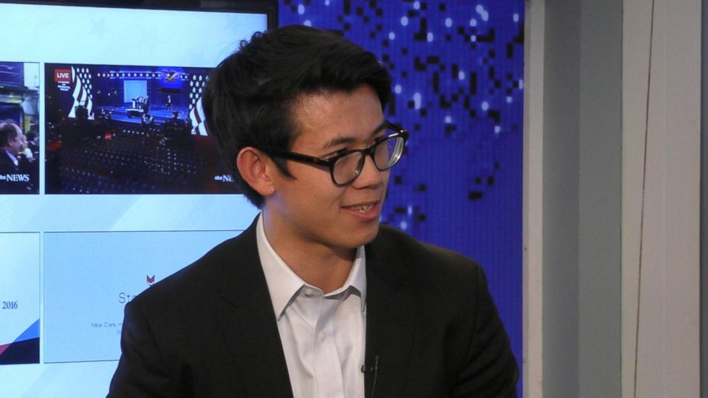 Yale Debate President Henry Zhang Scores The Presidential Debate Video Abc News