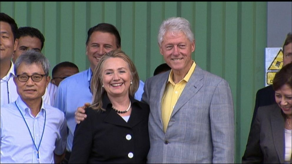 VIDEO: Friends of Bill: Clinton Controversy in Haiti