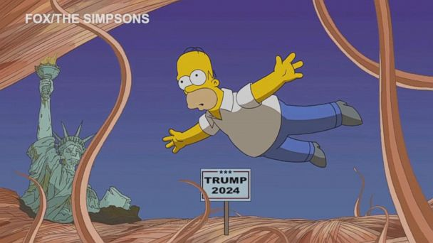 'The Simpsons' Creators Talk 2016 Election Cycle
