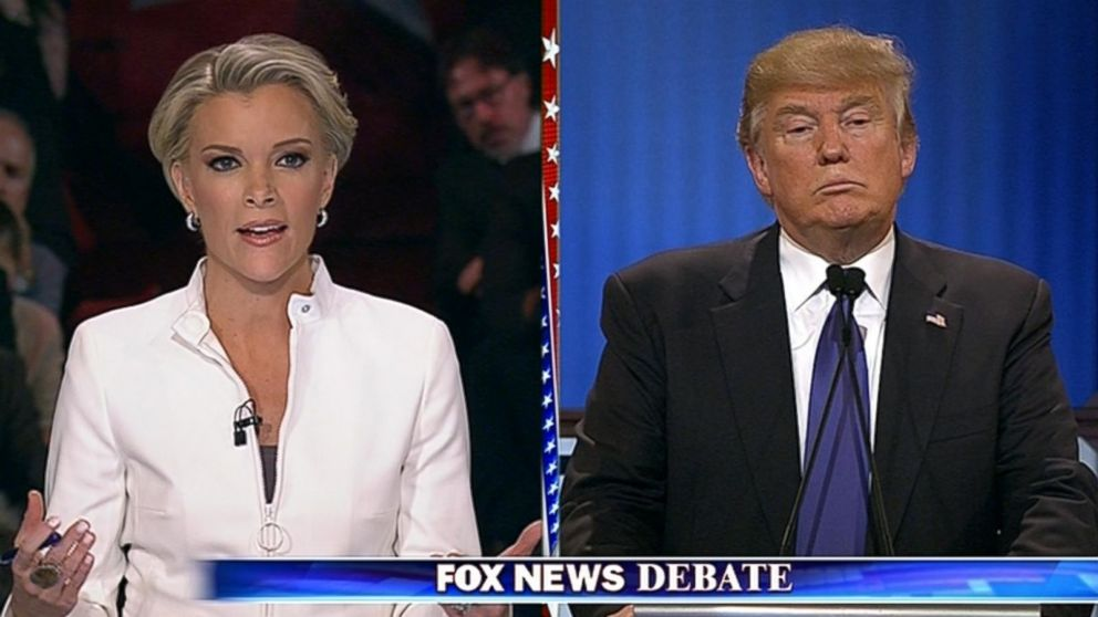 A History Of The Donald Trump Megyn Kelly Feud Abc News