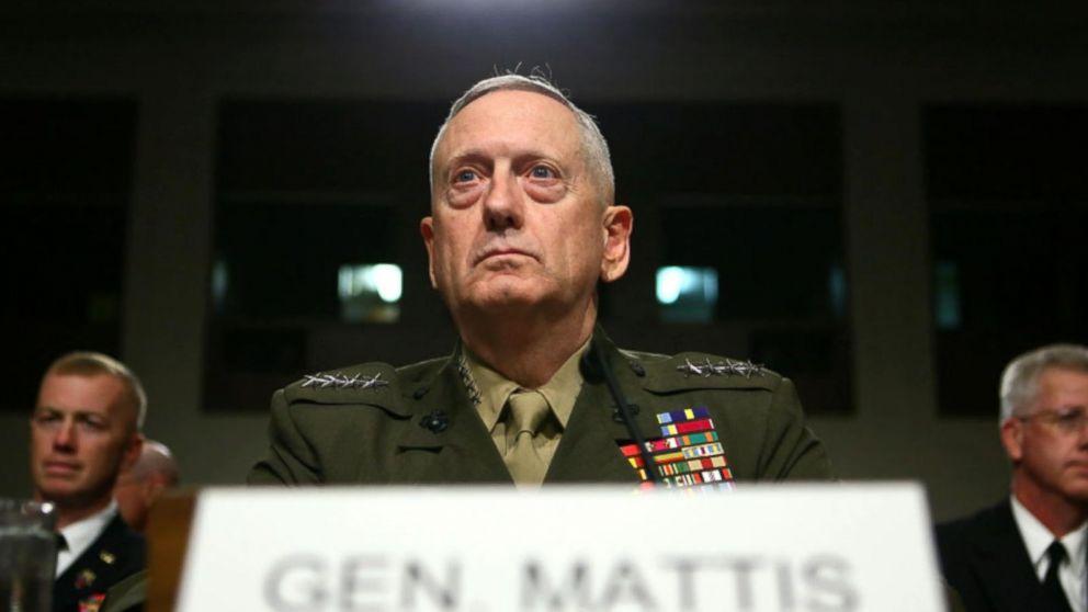 A Look at Gen. James Mattis From a Close Friend - ABC News