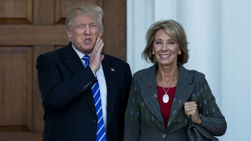 Betsy Devos Is Wrong About >> Democrats Conservative Group Knock Down Betsy Devos School