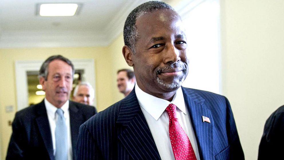 Donald Trump Picks Ben Carson For Hud Secretary Abc News