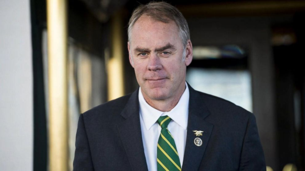 Ryan Zinke Everything You Need To Know