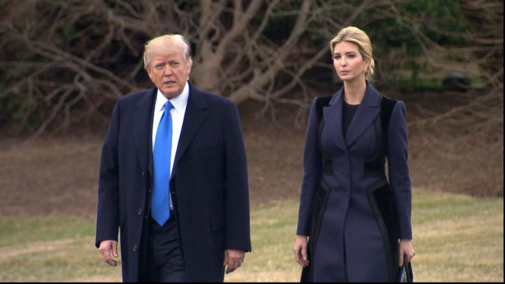 Nordstrom Drops Ivanka Trump's Clothing Collection Video - ABC News
