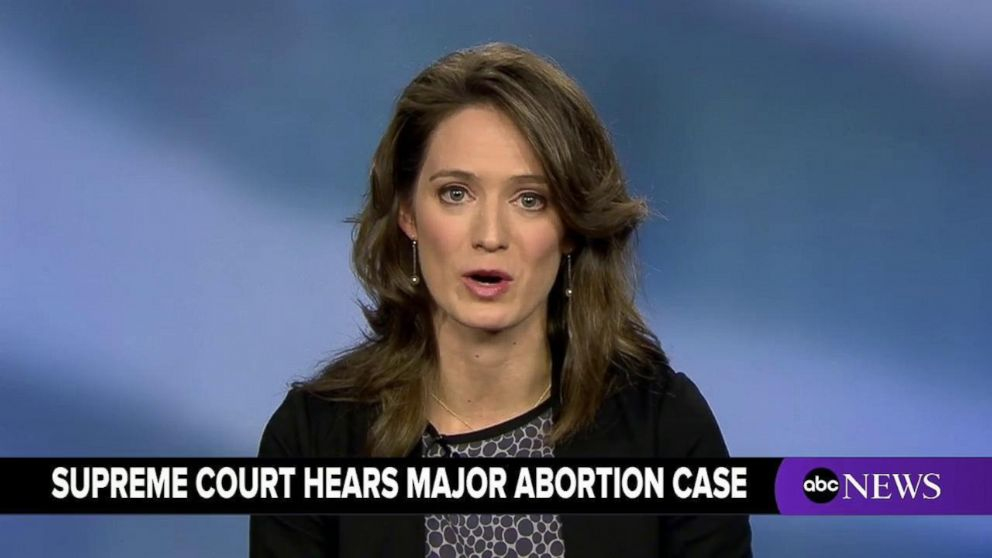 Supreme Court Hears Major Abortion Case Video Abc News