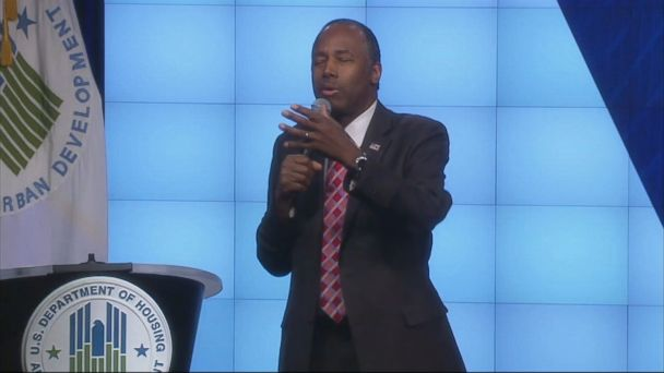 Ben Carson says 'other immigrants' arrived on slave ships