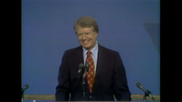July 15, 1976: Jimmy Carter explains his vision for America at the DNC