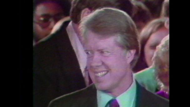 Nov. 3, 1976: Jimmy Carter wins the presidential election