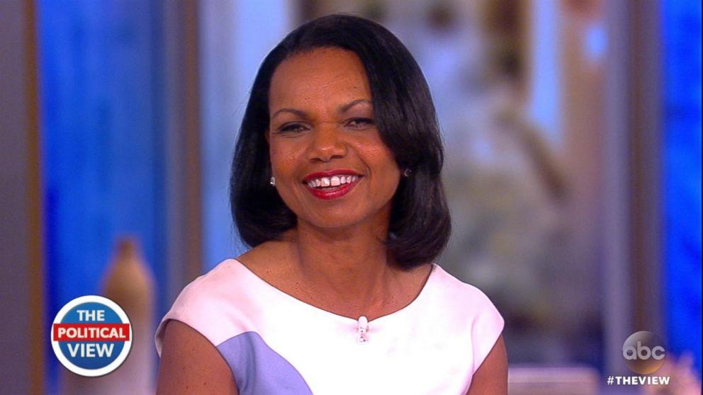 condoleezza rice on michael flynn putin s role in 2016 election