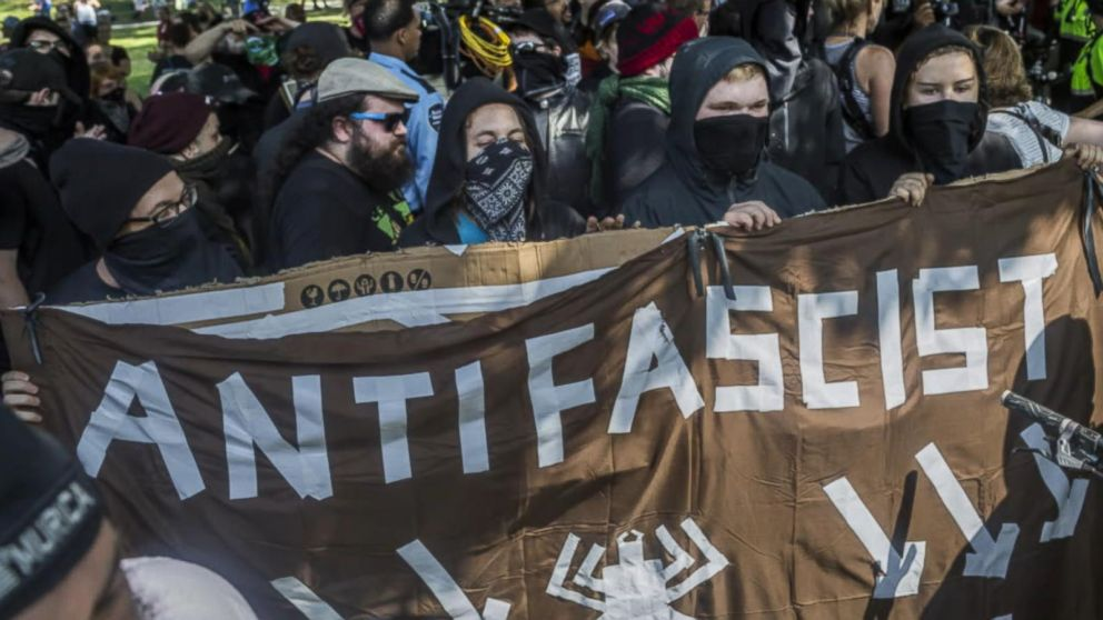 What is antifa? Behind the group Trump wants to designate as a ...