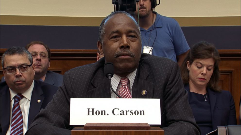 VIDEO: Rep. Maxine Waters asked Housing and Urban Development Secretary Ben Carson about the presidents tweet that FEMA cant stay in Puerto Rico forever.