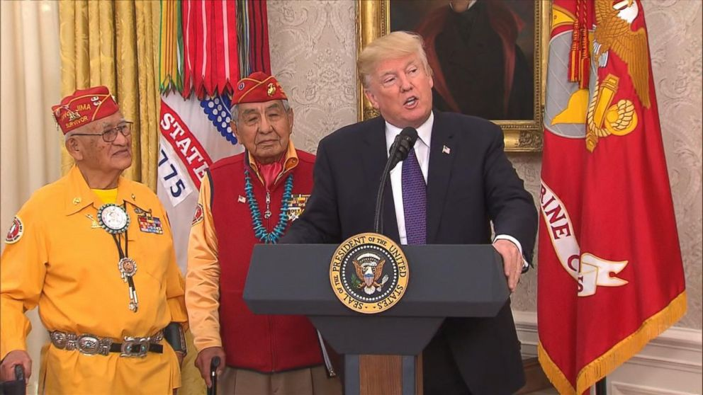 who are the native american code talkers abc news