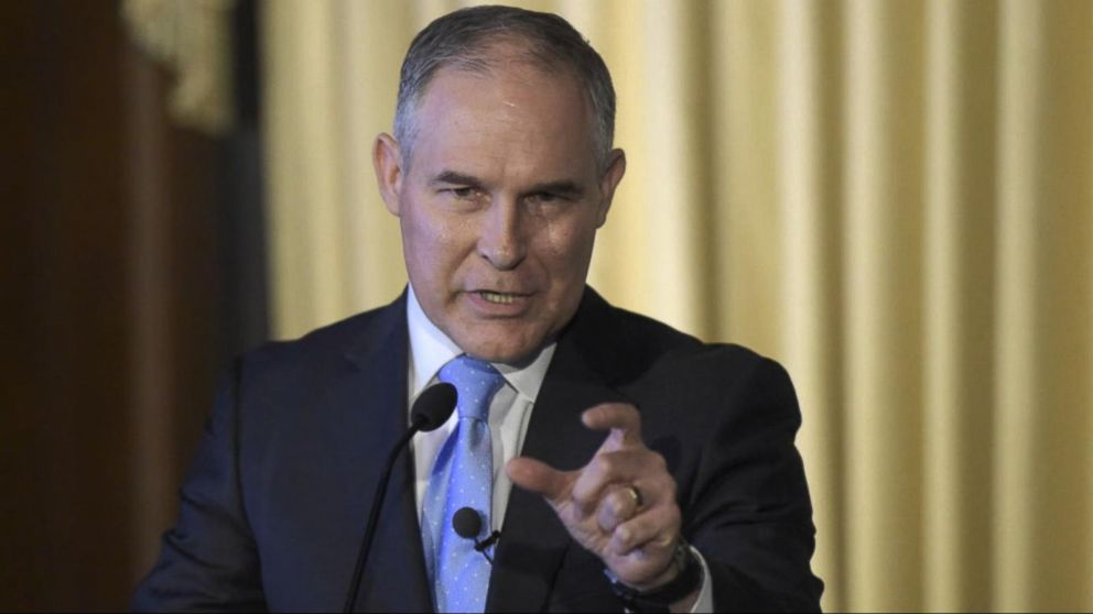 Epa Spent More Than 43 000 On A Secure Phone Booth For Scott Pruitt S Office Abc News