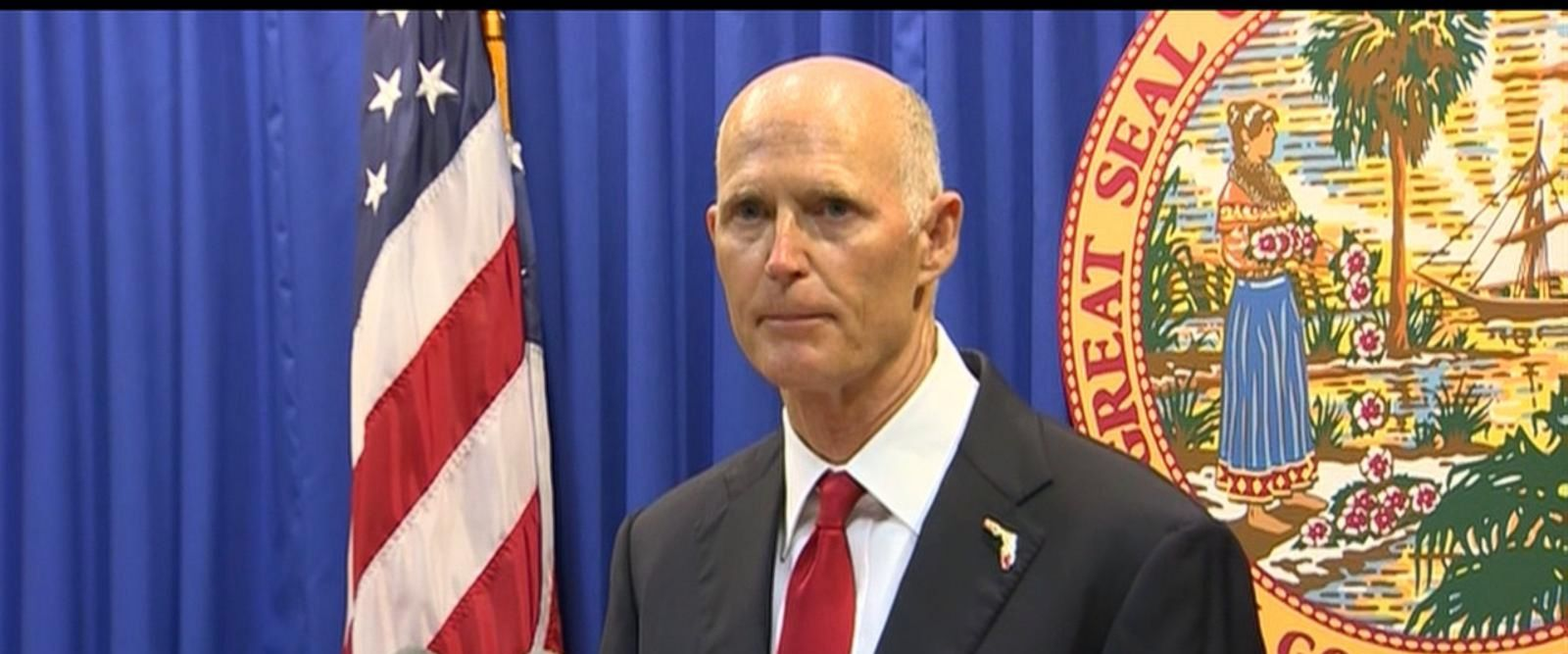 VIDEO: Gov. Rick Scott announced some new plans aimed to help fight gun violence.
