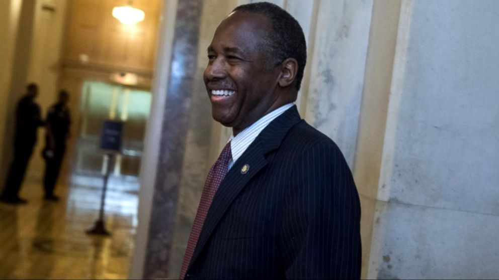 Hud Spent 31 000 On New Dining Set For Ben Carson S Office Suite