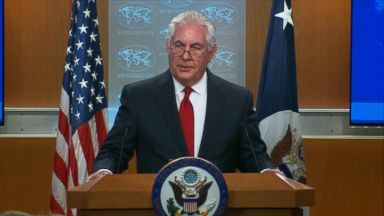 Politician Direct 180313_abc_spec_rep_tillerson_remarks_16x9_384 WATCH: Secretary of State Tillerson promises smooth transition for his replacement ABC Politics  Politics