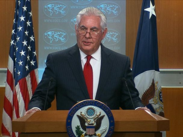 Politician Direct 180313_abc_spec_rep_tillerson_remarks_4x3_608 WATCH: Secretary of State Tillerson promises smooth transition for his replacement ABC Politics  Politics