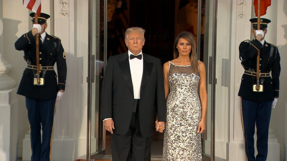 Inside The 1st Trump State Dinner Abc News