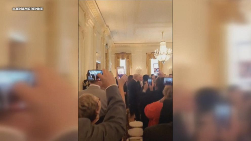 New app offers virtual reality tour of the White House - ABC