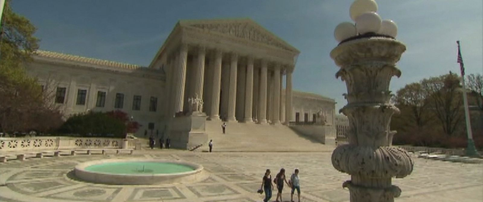 VIDEO: The Supreme Court on Monday put off weighing in on whether gerrymandering is unconstitutional - allowing, for now, maps in Wisconsin and Maryland to stand.