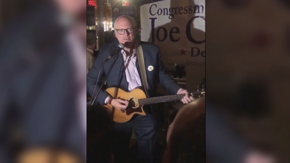 VIDEO: Rep. Joe Crowley, D-N.Y., was defeated by Alexandria Ocasio-Cortez, a 28-year-old former Bernie Sanders organizer.