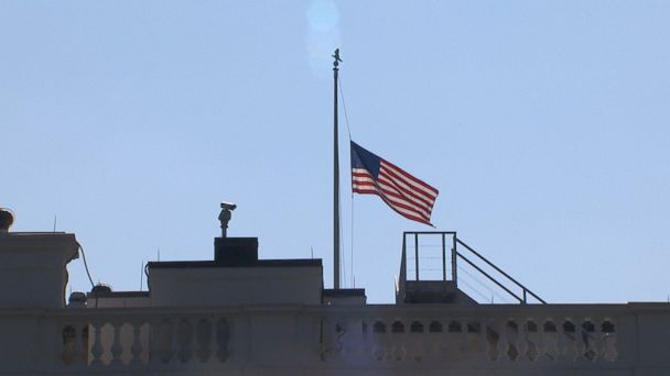 Trump orders flags to half-staff for newsroom shooting after initial rejection