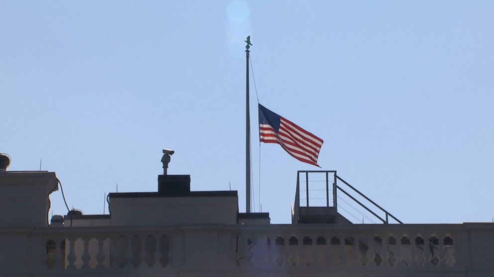 Remarkable Trump Orders Flags To Half Staff For Newsroom Shooting After Download Free Architecture Designs Scobabritishbridgeorg
