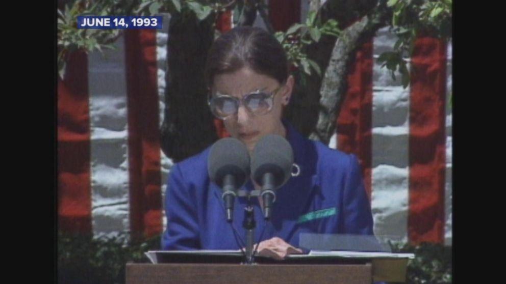 June 14, 1993: Who is Ruth Bader Ginsburg?