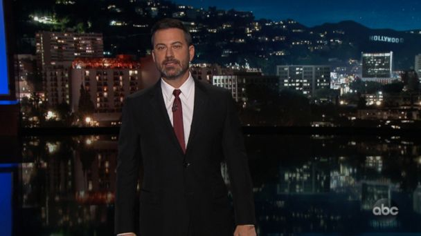 Kanye West, Trump meeting at White House is real 'devil's triangle,' Kimmel says