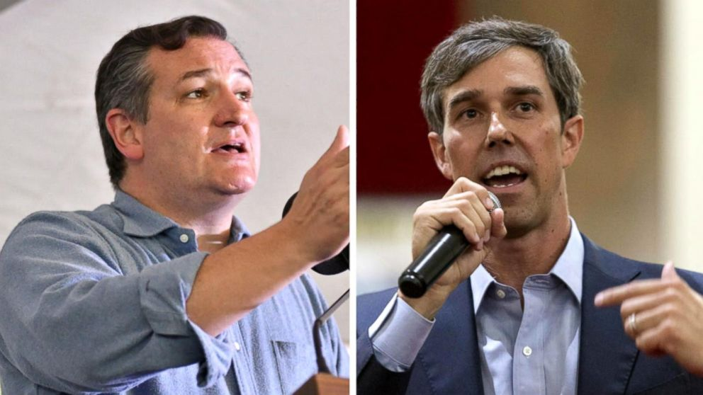The Senate race between Sen. Ted Cruz and three-term Democratic Rep. Beto ORourke is a high-stakes contests for both sides.