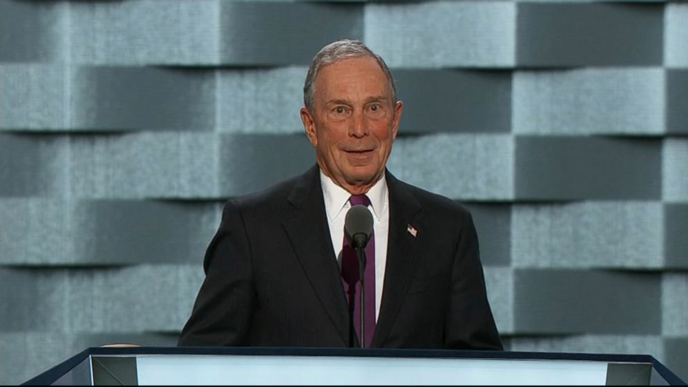 Former Nyc Mayor Michael Bloomberg Re Registers As A Democrat Abc News