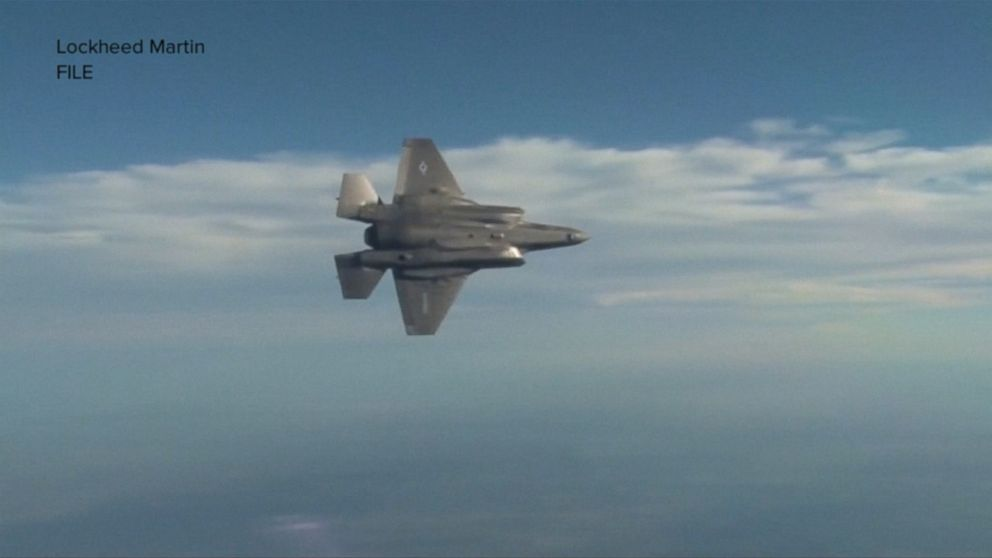 US military grounds entire fleet of F-35s in wake of crash Video - ABC News