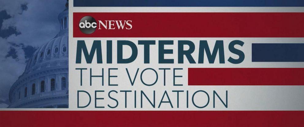 america 39 s midterm vote destination abc news. Black Bedroom Furniture Sets. Home Design Ideas