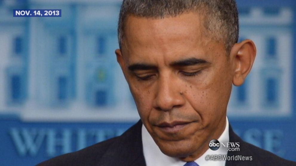 President Obama under fire for Obamacare rollout glitches.