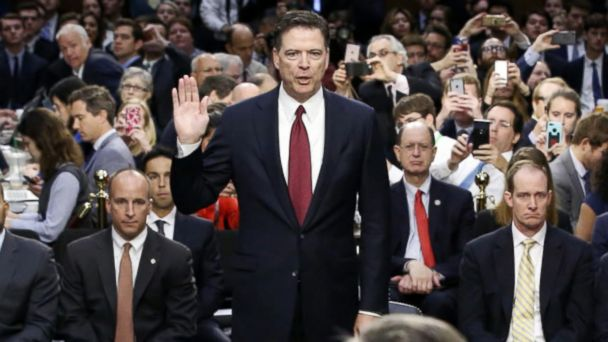 James Comey agrees to testify before House Republicans