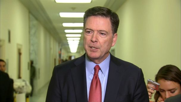Comey: Republicans need to stand up for rule of law after grilling on Capitol Hill
