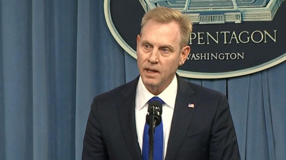 Pentagon watchdog to investigate complaints of alleged ethics violations against acting Defense Secretary Patrick Shanahan