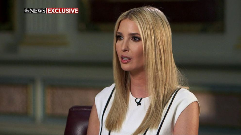 VIDEO: Ivanka Trump talks White House security clearance controversy