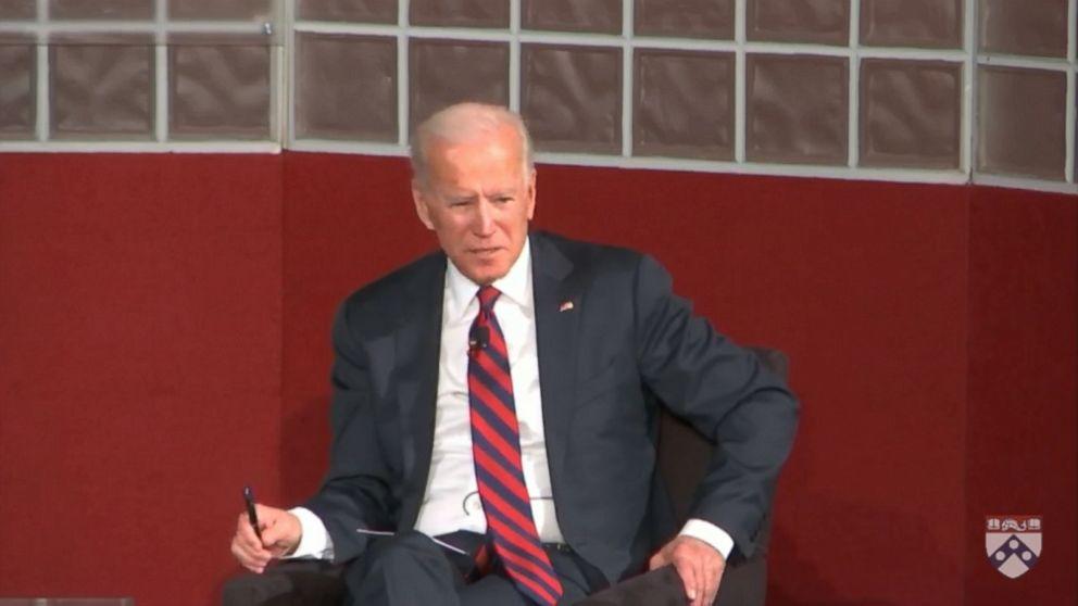 Biden: 'It's time to restore America's soul'