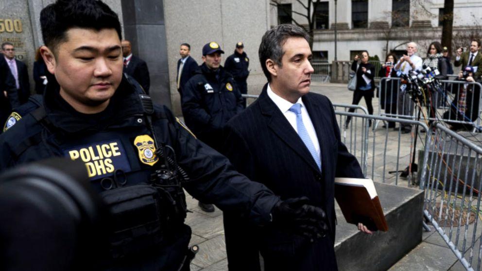 Michael Cohen, President Trump's former personal attorney