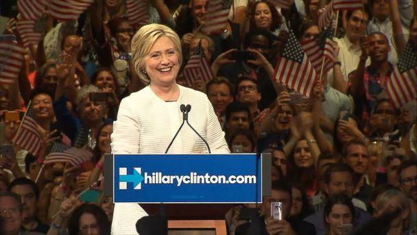 Hillary Clinton rules out 2020 presidential bid