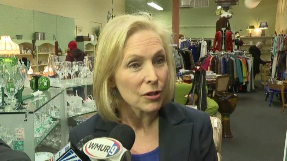 Sen. Kirsten Gillibrand on 'The View': 'Mueller report was very damning'
