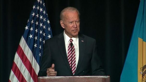 Speculation intensifies over potential Biden presidential run