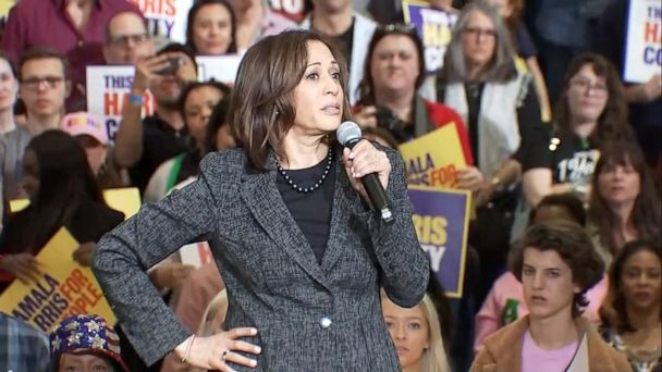 Kamala Harris Is More Interested In Telling You What She Believes Than Who She Is Fivethirtyeight