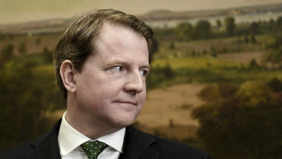 McGahn fails to testify, faces possible contempt