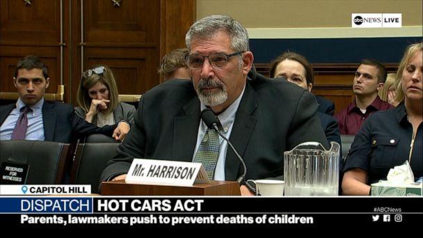 Parents push to prevent hot-car deaths