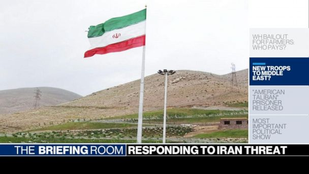 Iranians fear as threats of war with US escalate