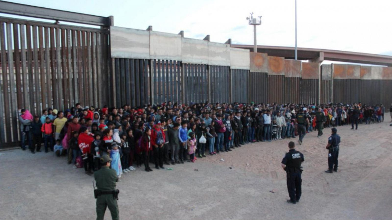 New DHS report: 'Dangerous overcrowding' in migrant detention centers