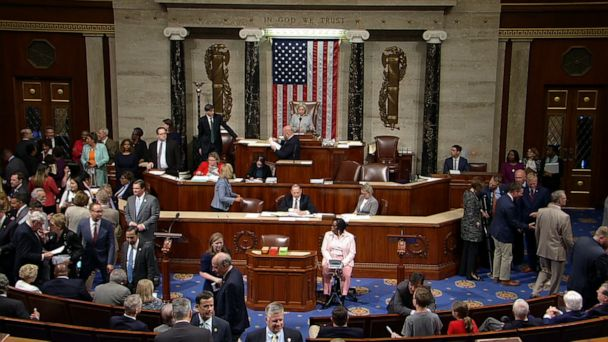 House passes $19 billion disaster aid package